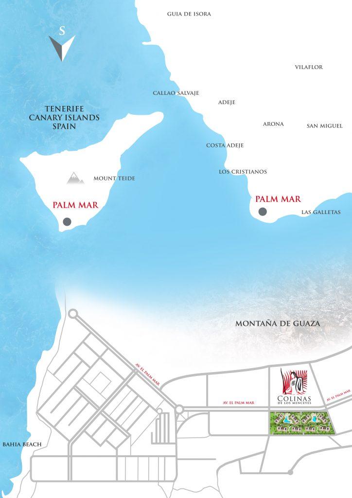 map colinas
